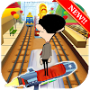 Subway Mr-Bean Run APK