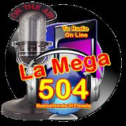 Radio La Mega 504 APK