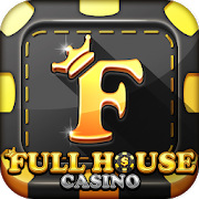Full House Casino: Lucky Jackpot Slots Poker App APK