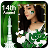 Pakistan Flag Photo Editor in Face APK