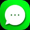 iMessage style OS11 APK
