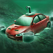 3D Submarine Car Simulator APK