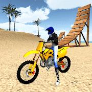 Motocross Beach Jumping 3D APK