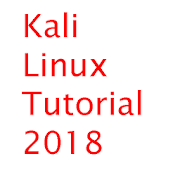 learn kali linux 2018 APK
