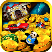 Carnival Gold Coin Party Dozer APK