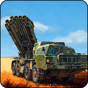 Missile Simulator War - Drones Combat Strike Zone APK