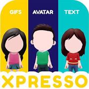 XPRESSO Memoji 3D Avatar Anime Animoji Gif Sticker APK