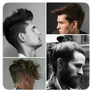 Hairstyles for men APK