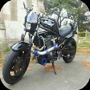 Modification Motorcycle Drag APK