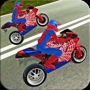 Bike Stunt Super Hero Simulator Driver 3D APK