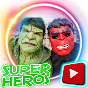 Superheros Battles Videos Offline‏‎ APK