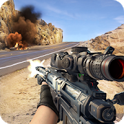 Mountain Sniper Shooter Elite Assassin APK