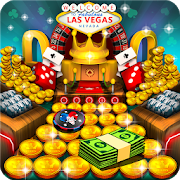 Casino Vegas Coin Party Dozer APK