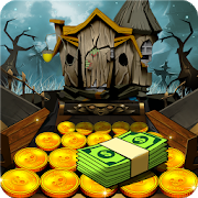 Zombie Ghosts Coin Party Dozer APK