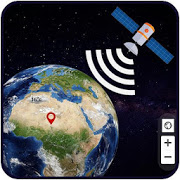 Live Earth Map 2018 - GPS Tracker, Satellite Map 1.0 Android Latest Version Download