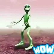 The green alien dance APK