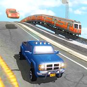 Train Vs Car Racing 2 Player APK