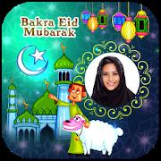 Bakra-Eid Mubarak Photo Frames HD APK