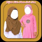 Hijab Kids Photo Suit New APK