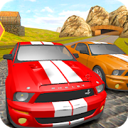 Mustang Driving Car Race APK