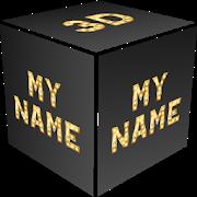 3D My Name Live Wallpaper APK