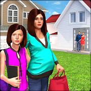 Neighbor Mom Real Family Helper APK