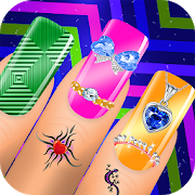 Nail Art Designs - Nail Manicure Games for Girls 1.0 Android Latest Version Download