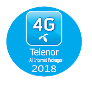 Telenor All Internet Packages APK