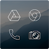 Lines - Icon Pack (Free Version) APK