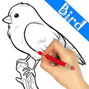 How To Draw Birds Step by Step APK