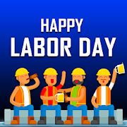 Labor Day Greeting Cards HD APK