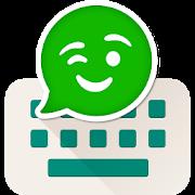Keyboard for Whatsapp - fast emoji/video/gif send APK