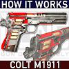 How it Works: Colt M1911 pistol APK