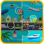 Jigsaw Puzzle for Vehicles APK