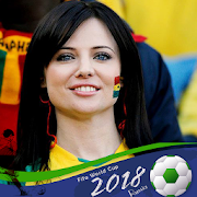 Fifa football world cup 2018 frame photo editor APK