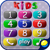 Baby Phone for Kids - Learning Numbers and Animals APK