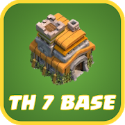 New COC Town Hall 7 Base APK