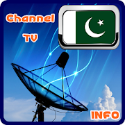 Channel TV Pakistan Info APK