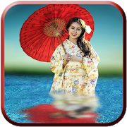Water Reflection Photo Editor APK