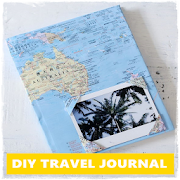 DIY Handmade Travel Journal APK