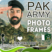 Pak Army Photo Frames - Defence Day photo Editor APK