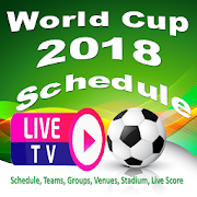 Football 2018 World Cup Schedule Russia APK