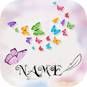 Picture Name Art Editor: Focus filter apps APK