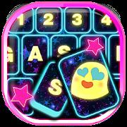 Neon Color Keyboard Theme APK