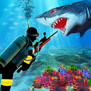 Scuba Diver Sniper Fury: Blue Whale Shark Hunter 1.0 Android Latest Version Download