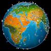 world map atlas 2017 APK