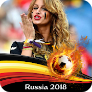 Football Frames Photo Editor for Fifa World Cup APK