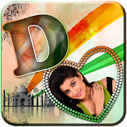 3D India Flag Letter PF APK