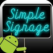 Simple Signage APK