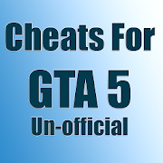 Cheats for GTA 5 - Unofficial APK